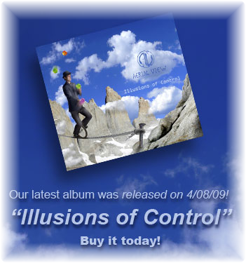 "NEW CD ""Illusions of Control"""